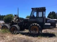 PONSSE FORESTRY - FELLER BUNCHERS - WHEEL ERGO HS16 equipment  photo 8