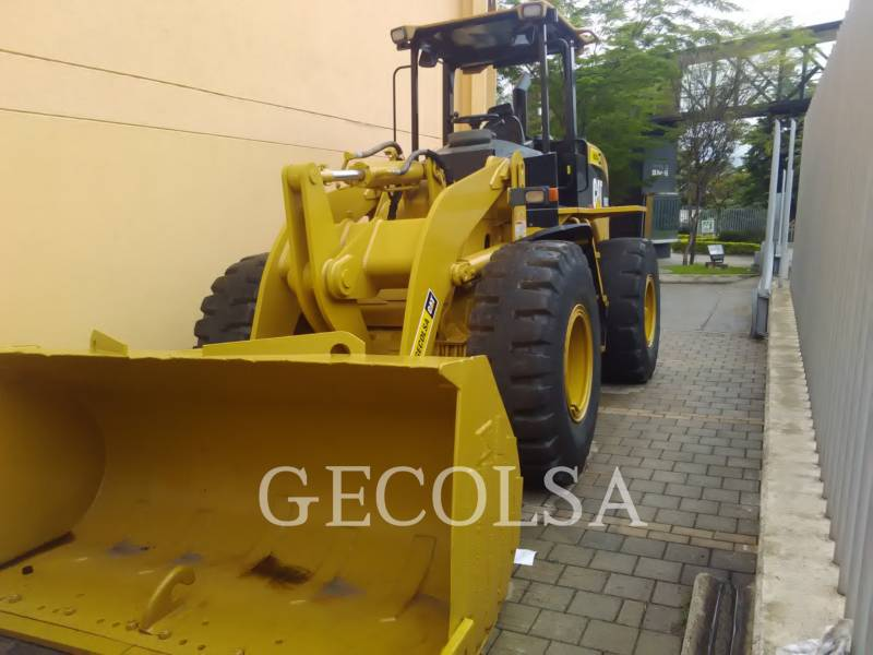 CATERPILLAR CARGADORES DE RUEDAS 928GZ equipment  photo 2