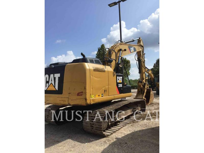 CATERPILLAR EXCAVADORAS DE CADENAS 320EL equipment  photo 7