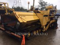 Equipment photo CATERPILLAR AP-1050 PAVIMENTADORA DE ASFALTO 1