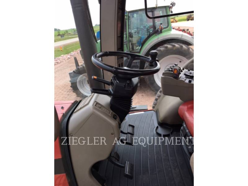 CASE/NEW HOLLAND AG TRACTORS MX255 equipment  photo 4