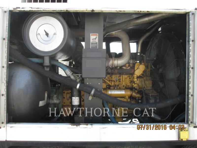SULLAIR AIR COMPRESSOR 1600HAF DTQ-CA3 equipment  photo 5