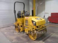 CATERPILLAR TANDEMOWY WALEC WIBRACYJNY DO ASFALTU (STAL-STAL) CB24 equipment  photo 1
