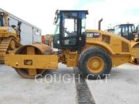 Equipment photo CATERPILLAR CS56B COMPATTATORE A SINGOLO TAMBURO VIBRANTE LISCIO 1