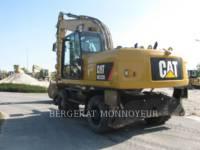 CATERPILLAR WHEEL EXCAVATORS M322D equipment  photo 2