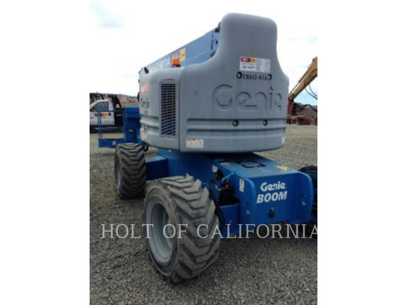 GENIE INDUSTRIES LEVANTAMIENTO - PLUMA BOOM Z60 equipment  photo 2