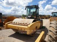 Equipment photo CATERPILLAR CS76 VIBRATORY SINGLE DRUM SMOOTH 1