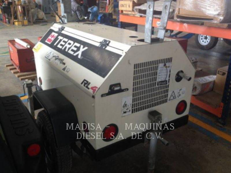 TEREX CORPORATION TORRE DE ALUMBRADO RL4000 equipment  photo 1