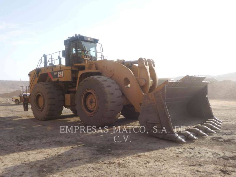 Caterpillar ÎNCĂRCĂTOR MINIER PE ROŢI 993K equipment  photo 1