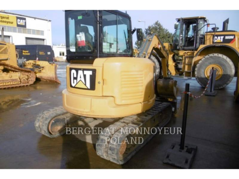 CATERPILLAR KOPARKI GĄSIENICOWE 305E CR equipment  photo 3