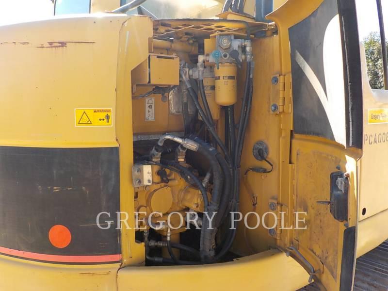 CATERPILLAR TRACK EXCAVATORS 314C LCR equipment  photo 15