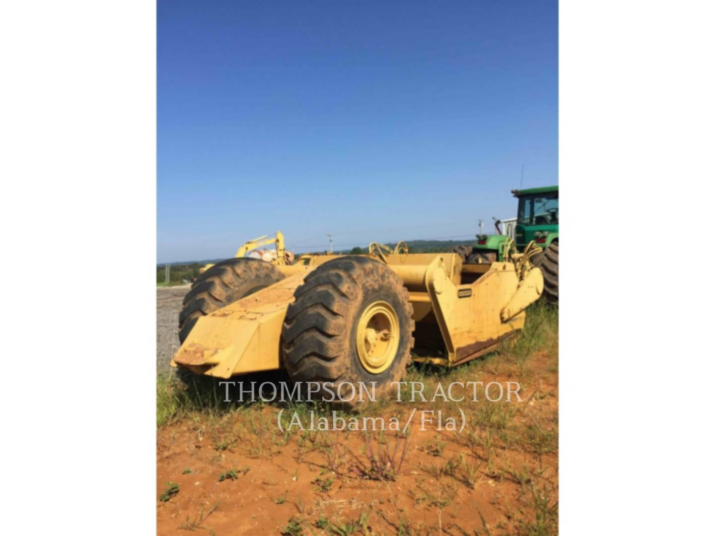 Detail photo of 2003 John Deere 9520 from Construction Equipment Guide