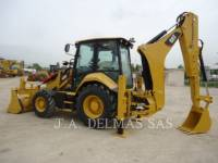 Equipment photo CATERPILLAR 428F2LRC CHARGEUSES-PELLETEUSES 1