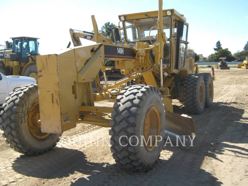 CATERPILLAR 平地机 140HNA equipment  photo 2