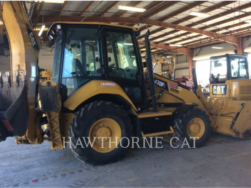 CATERPILLAR RETROEXCAVADORAS CARGADORAS 430F2 CAB equipment  photo 1