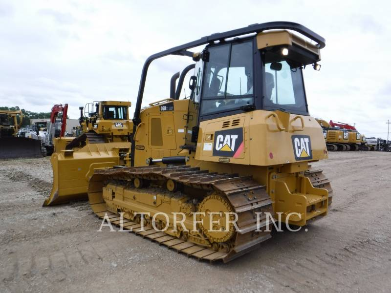 CATERPILLAR TRACK TYPE TRACTORS D6K2 LGP equipment  photo 7