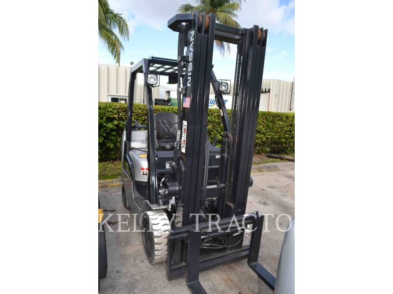 NISSAN FORKLIFTS FORKLIFTS CF50LP equipment  photo 4