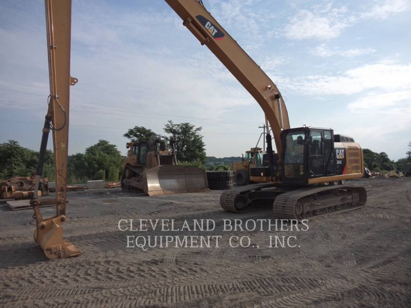 CATERPILLAR TRACK EXCAVATORS 324EL LR equipment  photo 1