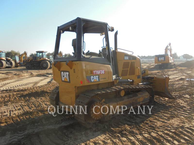 CATERPILLAR TRACTORES DE CADENAS D3K2 XL equipment  photo 4