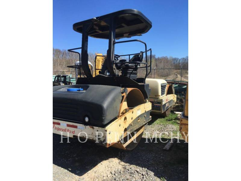 INGERSOLL-RAND ASPHALT PAVERS DD138H equipment  photo 4