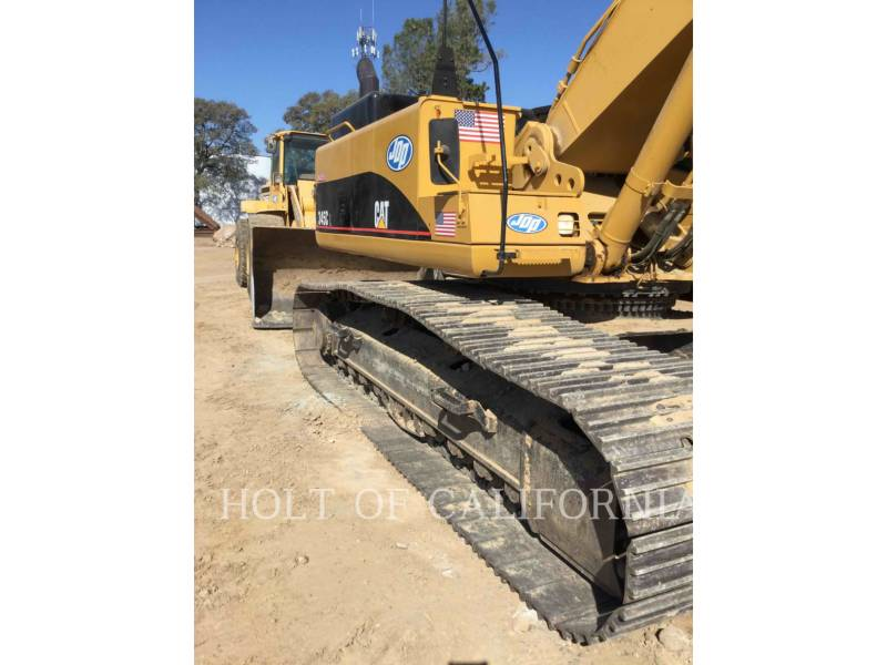 CATERPILLAR トラック油圧ショベル 345CL equipment  photo 9