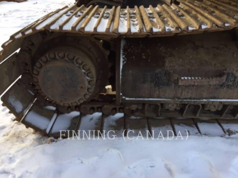 CATERPILLAR TRACK EXCAVATORS 330DL equipment  photo 7