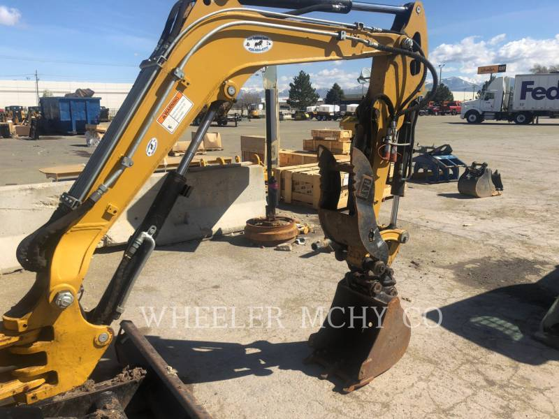 CATERPILLAR KETTEN-HYDRAULIKBAGGER 302.7DC1TH equipment  photo 1