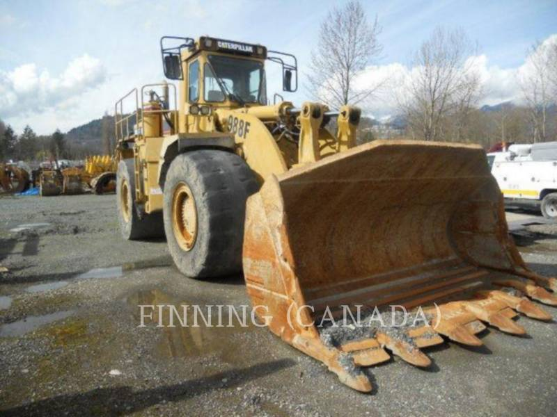 CATERPILLAR WHEEL LOADERS/INTEGRATED TOOLCARRIERS 988F equipment  photo 2
