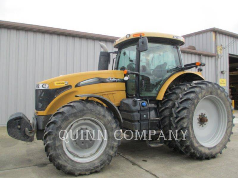 CHALLENGER TRACTEURS AGRICOLES MT665D equipment  photo 2