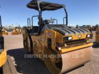 Equipment photo CATERPILLAR CB10 TAMBOR DOBLE VIBRATORIO ASFALTO 1