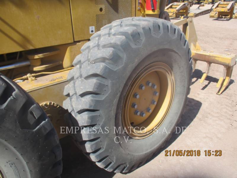 CATERPILLAR MOTORGRADER 12K equipment  photo 14