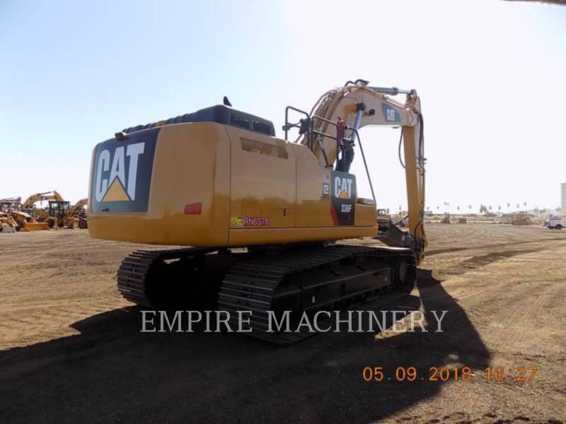 CATERPILLAR TRACK EXCAVATORS 336FL equipment  photo 2