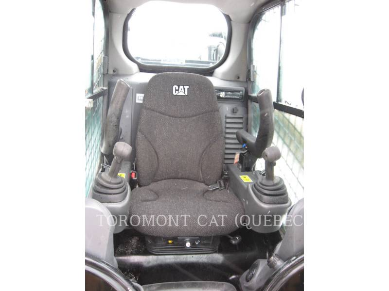CATERPILLAR CHARGEURS COMPACTS RIGIDES 272D equipment  photo 7