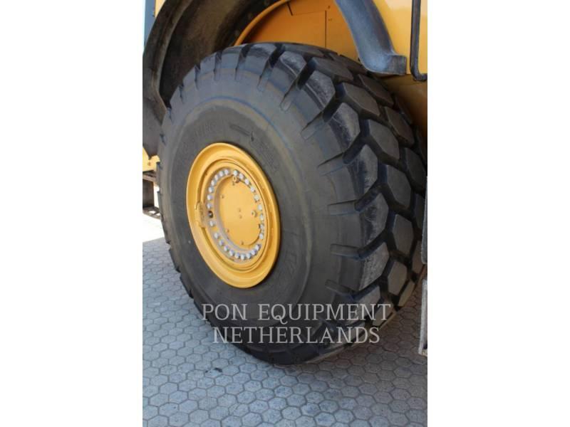 CATERPILLAR WIELLADERS/GEÏNTEGREERDE GEREEDSCHAPSDRAGERS 980M equipment  photo 22