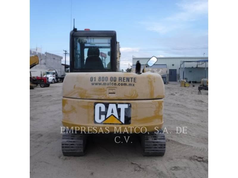 CATERPILLAR TRACK EXCAVATORS 306 equipment  photo 4