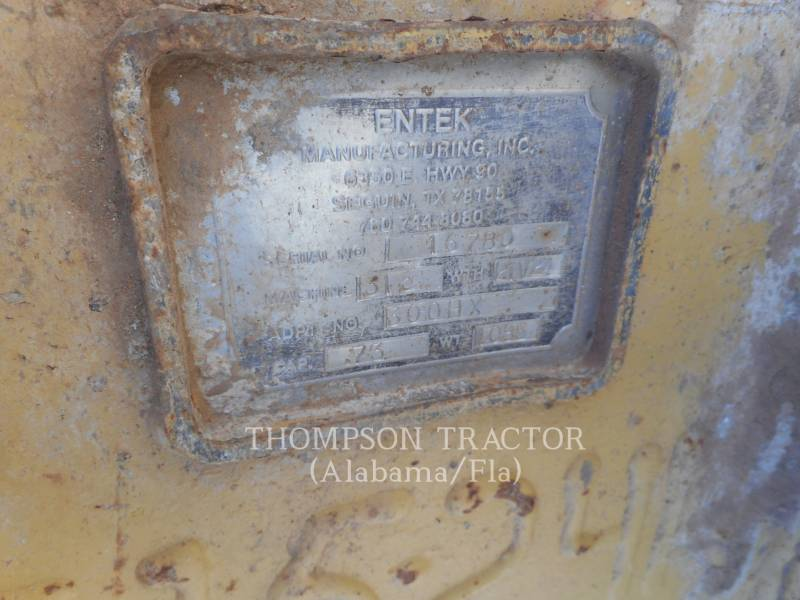 ENTEK WT - GODET 315CL RIPPER BUCKET equipment  photo 2