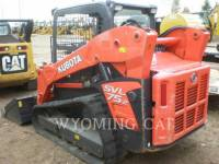 KUBOTA TRACTOR CORPORATION SKID STEER LOADERS SVL75-2 equipment  photo 9
