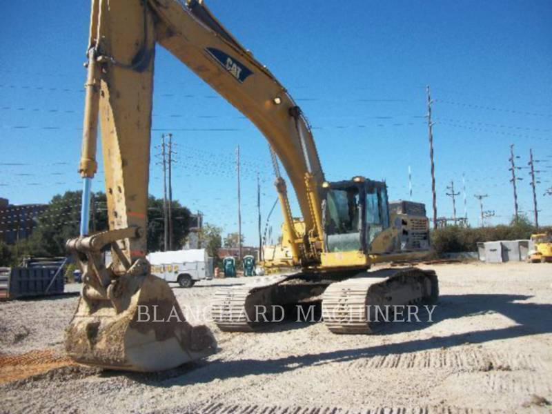 CATERPILLAR TRACK EXCAVATORS 345C equipment  photo 1