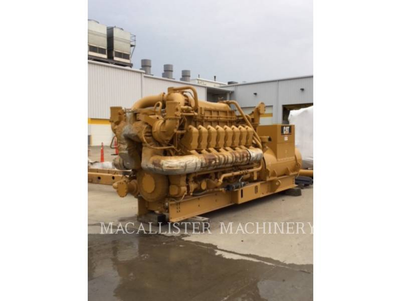 CATERPILLAR 固定式発電装置 G3516C equipment  photo 2