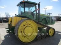 DEERE & CO. AG TRACTORS 8520T equipment  photo 9