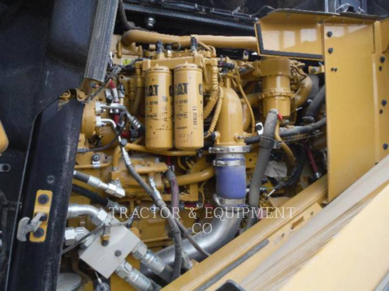 CATERPILLAR RADLADER/INDUSTRIE-RADLADER 980M equipment  photo 9