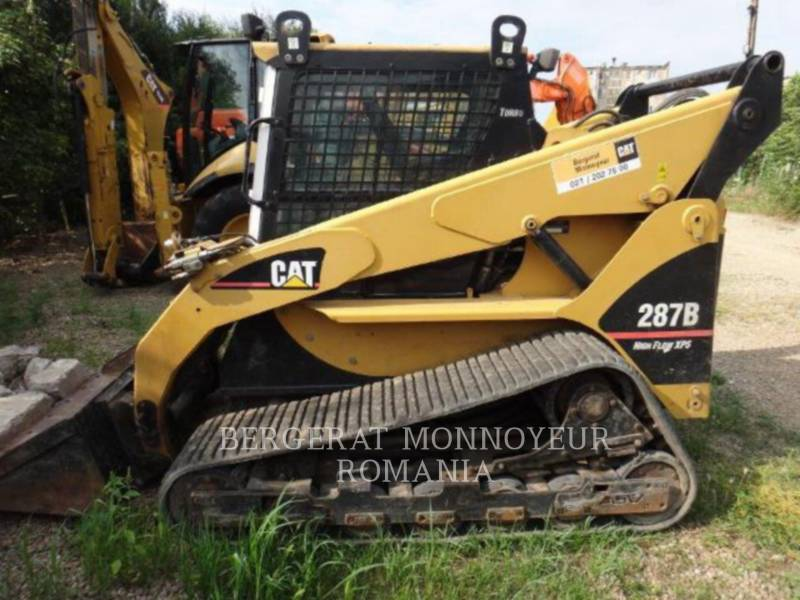 CATERPILLAR PALE CINGOLATE MULTI TERRAIN 287B equipment  photo 2