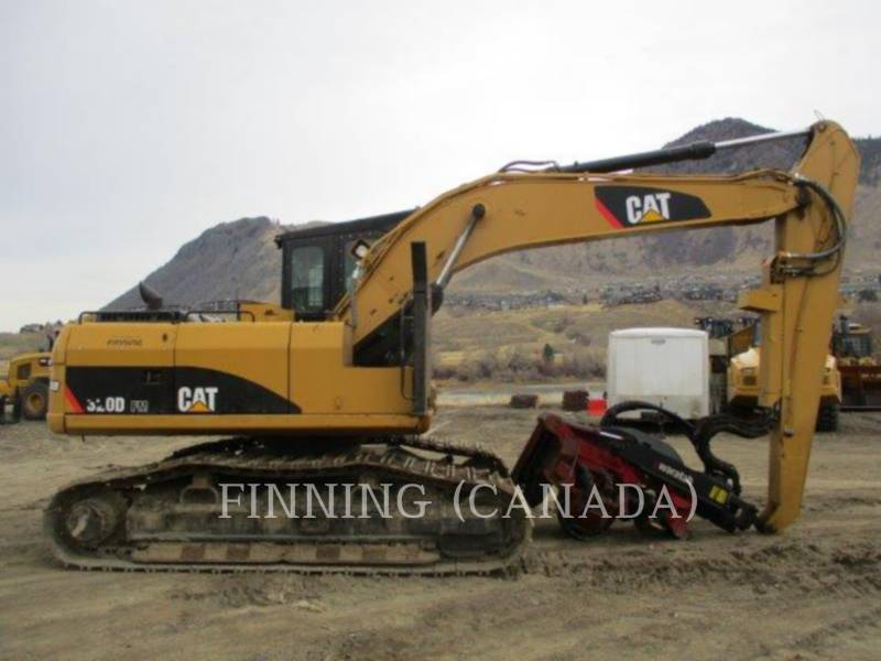 CATERPILLAR Industrie forestière - Cisaille 320DFMHW equipment  photo 3
