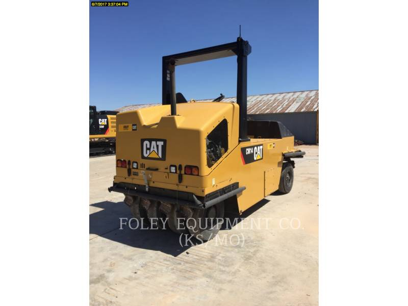 CATERPILLAR COMPACTORS CW14 equipment  photo 3