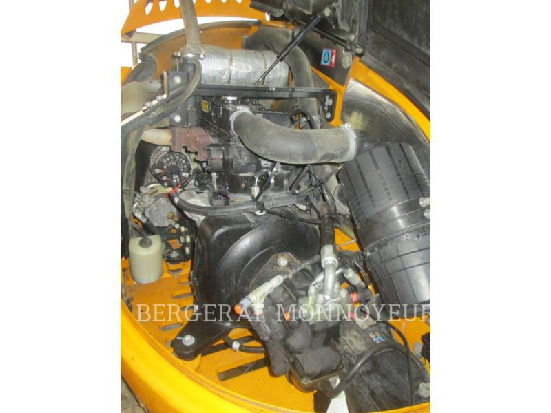 JCB KETTEN-HYDRAULIKBAGGER 8050 equipment  photo 15