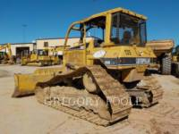 CATERPILLAR TRACTORES DE CADENAS D6N LGP equipment  photo 9