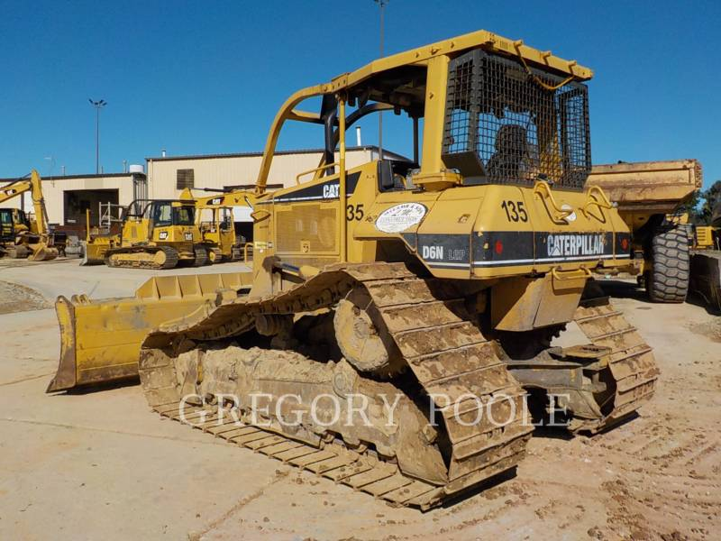 CATERPILLAR TRACTORES DE CADENAS D6NLGP equipment  photo 9