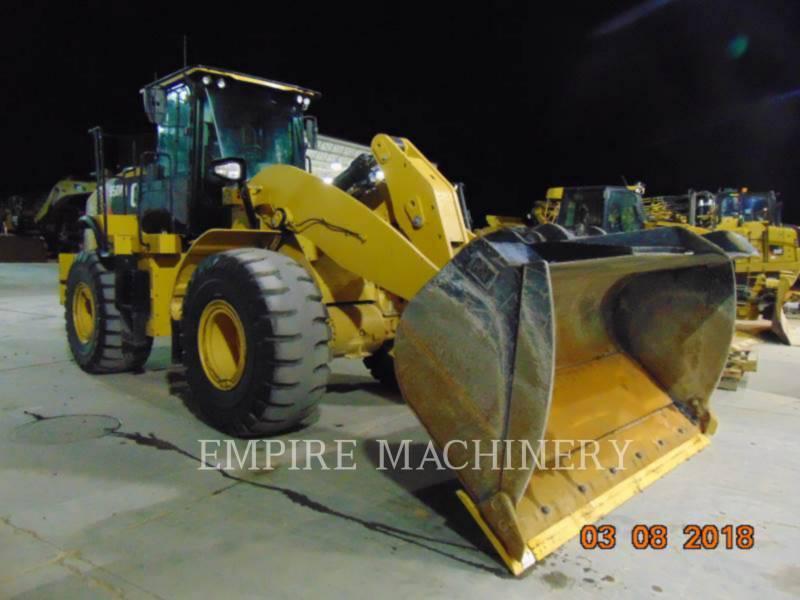 CATERPILLAR ŁADOWARKI KOŁOWE/ZINTEGROWANE NOŚNIKI NARZĘDZI 950M equipment  photo 1