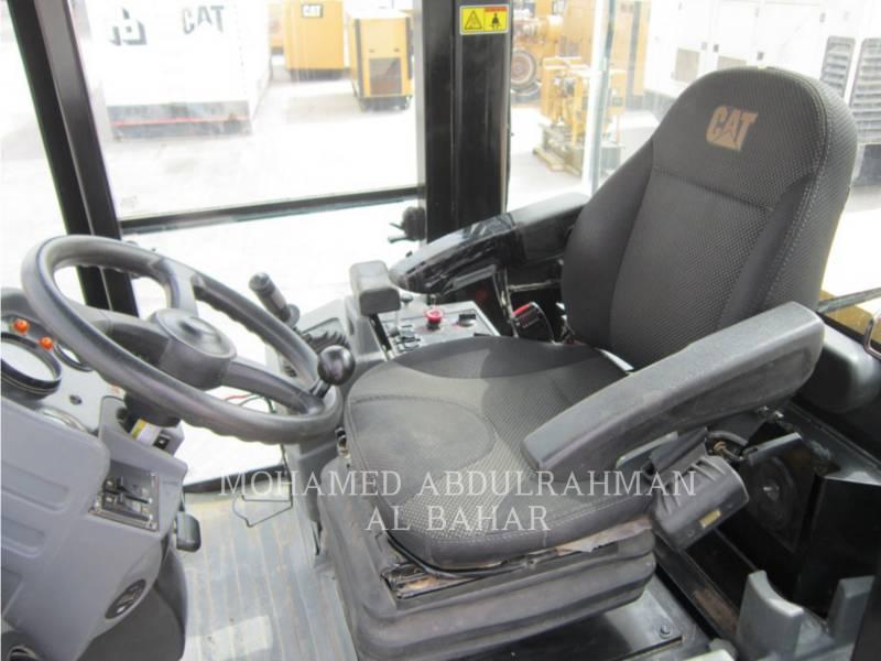 CATERPILLAR COMPATTATORE A SINGOLO TAMBURO VIBRANTE LISCIO CS-533E equipment  photo 9