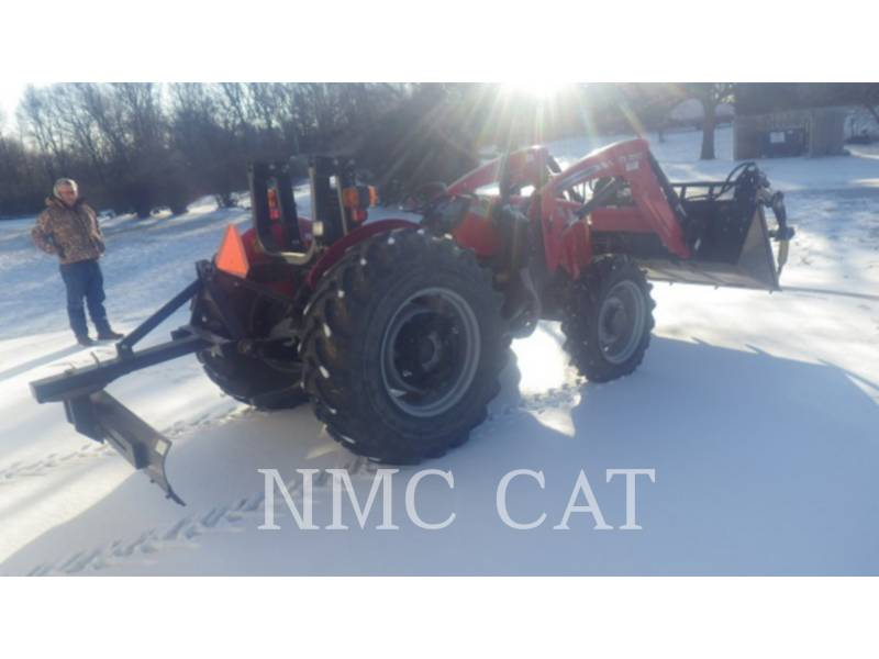 MASSEY FERGUSON 農業用トラクタ MF200_MF equipment  photo 3